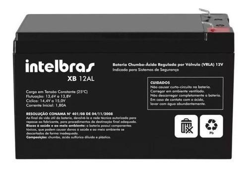 Central Alarme Intelbras Amt 2018e 18 Zonas + Bateria