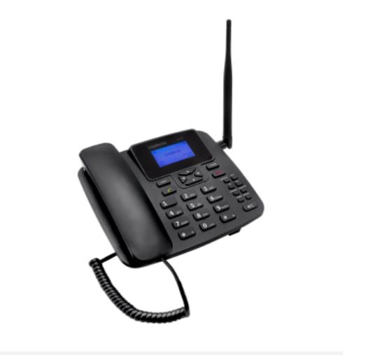 CF 4201 Telefone Celular fixo Chip Gsm Intelbras