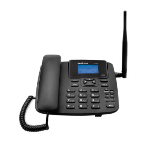 CF 4202 Telefone celular fixo GSM Intelbras