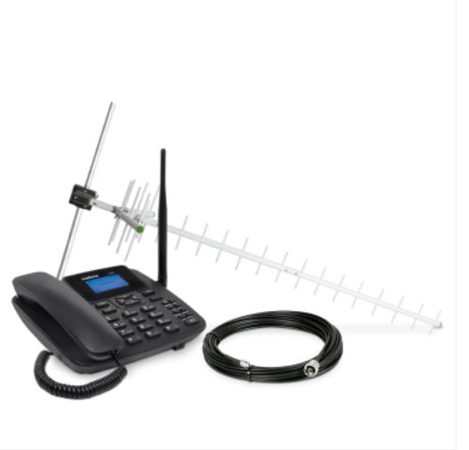 CFA 4211 kit de telefone celular de longo alcance