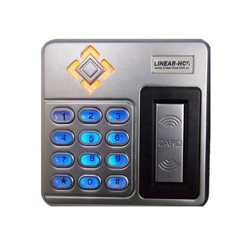 Controlador de Acesso Leitor Rfid com Teclado LN 001B - Linear