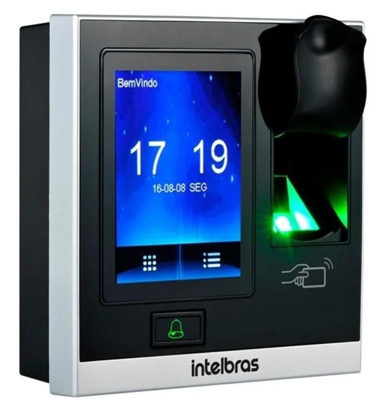 Controlador de acesso SS 420 Intelbras 125 kHz Biométrico