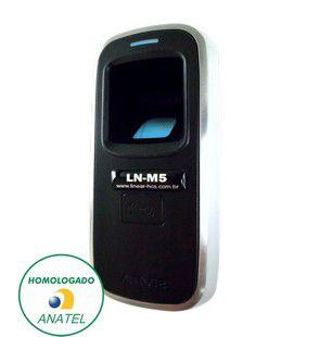 Controlador Leitor de Acesso Biométrico LN-M5 Linear
