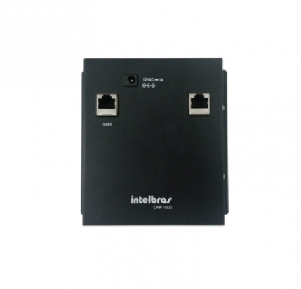 CVIP 1000 Centralizador Porteiro de Vídeo IP Intelbras