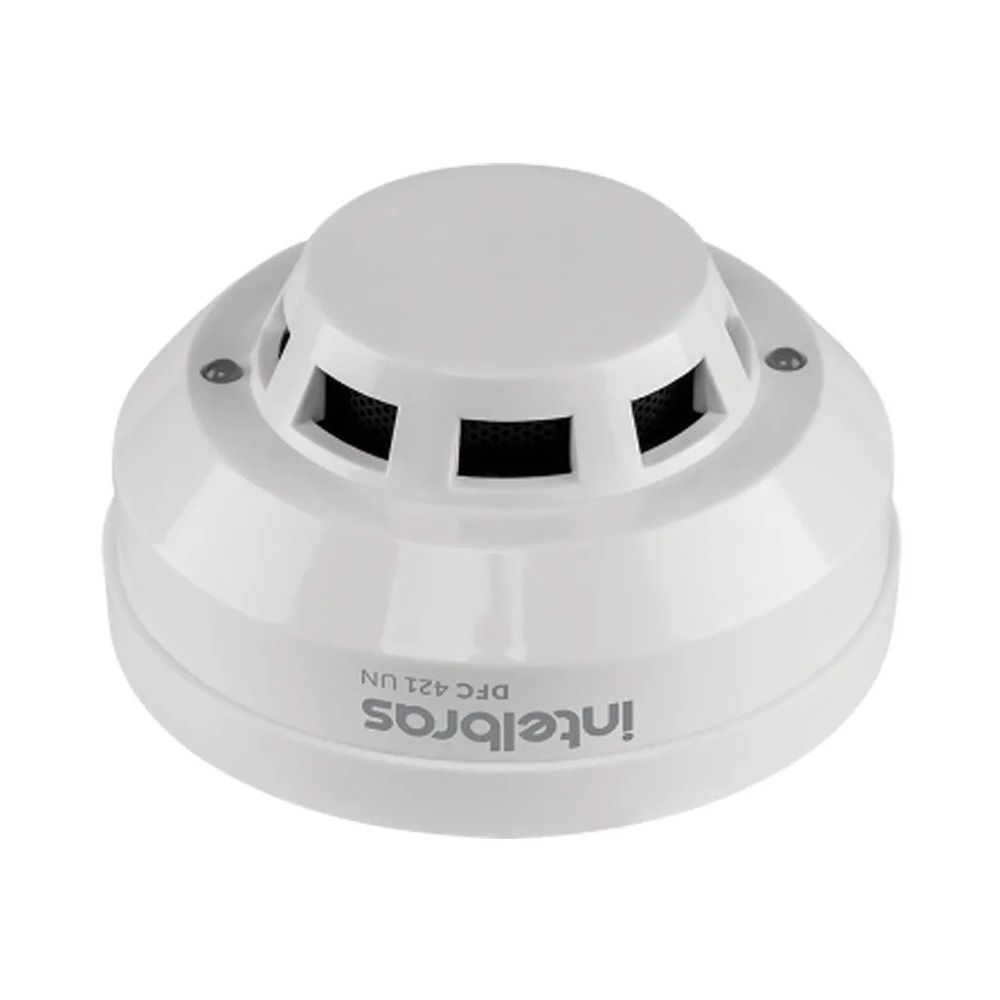 Detector De Fumaça Convencional Dfc 421 Un Intelbras