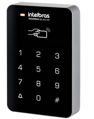 Digiprox SA 203 MF Controlador de acesso 13,56 MHz