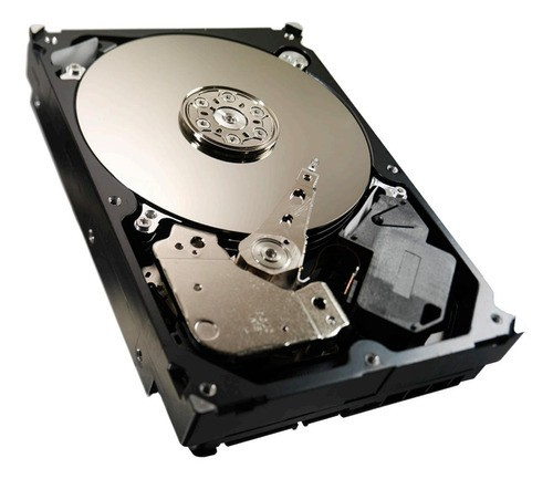 Disco rígido interno Seagate Video 3.5 HDD ST2000VM003 2TB prata