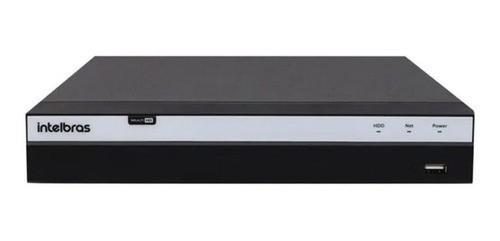 Dvr 4 Canais Multi Hd Mhdx 3104 Full Hd 1080p Intelbras
