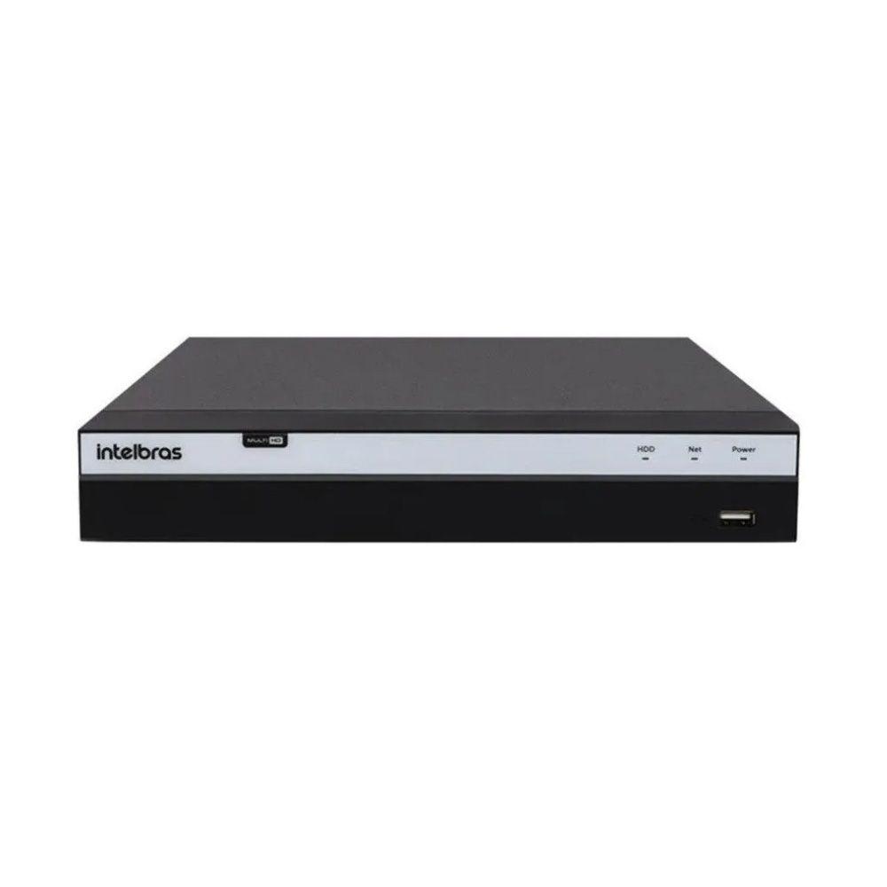 Dvr 4 Canais Multi Hd Mhdx 3104 Full Hd 1080p Intelbrás