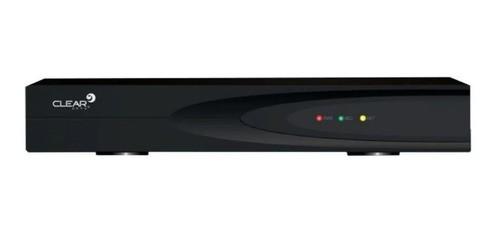 Dvr Gravador Hvr 4 Canais 1080p  5MP Clear Ahd Mult 5x1 Nvr