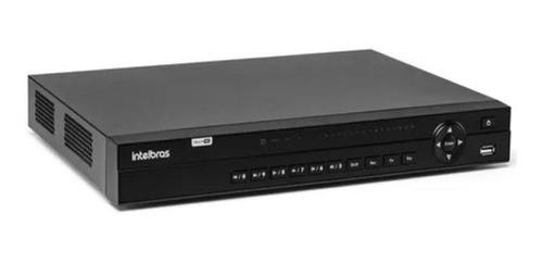 Dvr Stand Alone 32 Canais Intelbras 1132 Hd 720p C/ Hd 1tb
