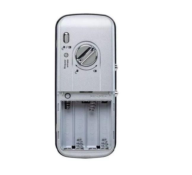 FR 220 Fechadura digital de sobrepor com biometria