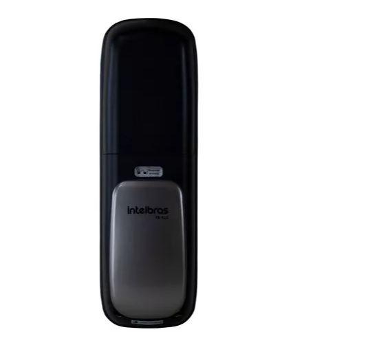 FR 620 Fechadura Digital Push & Pull Intelbras