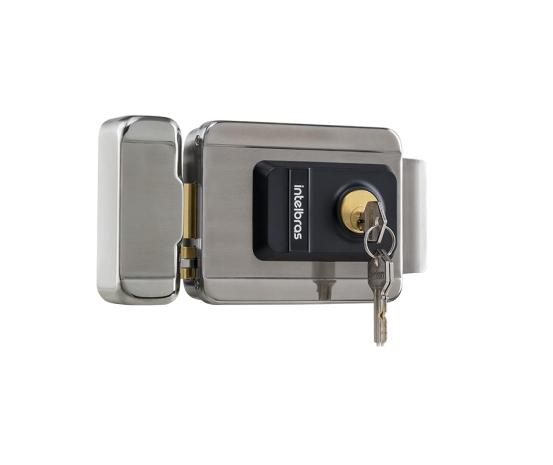 FX 2000 INOX Fechadura elétrica de sobrepor Intelbras