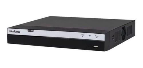 Gravador Dvr 8 Canais 4k Intelbras Mhdx 5208 4k Multihd + 1TB Purple