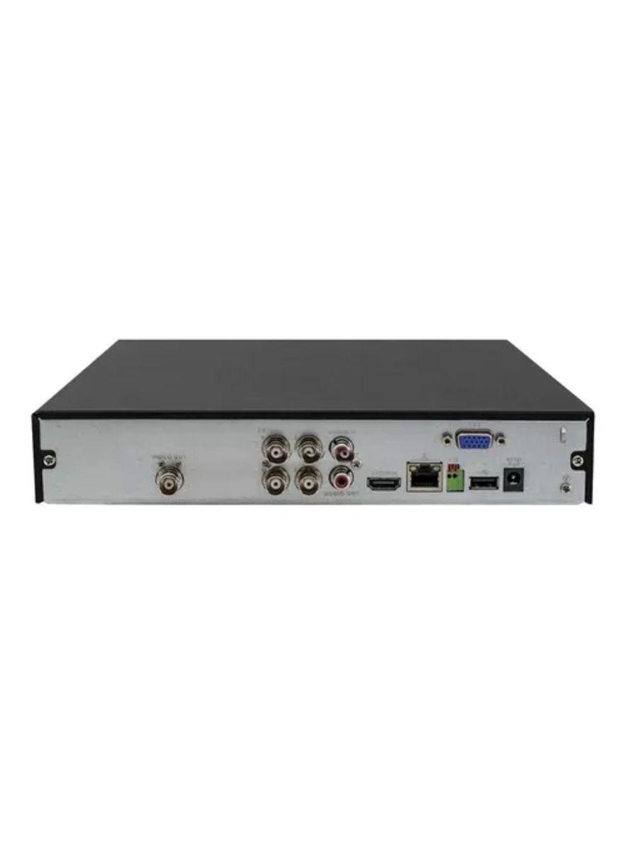 Gravador Dvr 8 Canais 4k Intelbras Mhdx 5208 4k Multihd + 2TB Purple