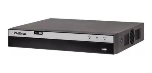 Gravador Dvr 8 Canais 4k Intelbras Mhdx 5208 4k Multihd