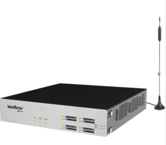 GW 280 Gateway GSM/IP Intelbras