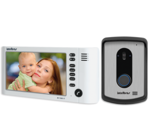 IV 7010 HF Kit Videoporteiro viva voz