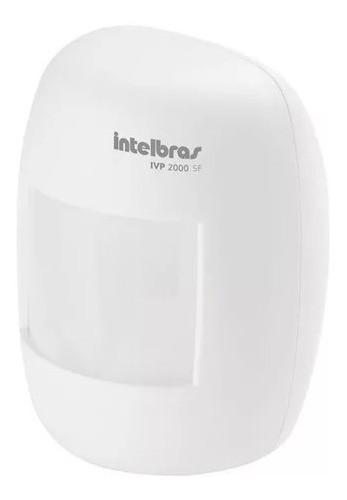 IVP 2000 SF Sensor infravermelho passivo sem fio