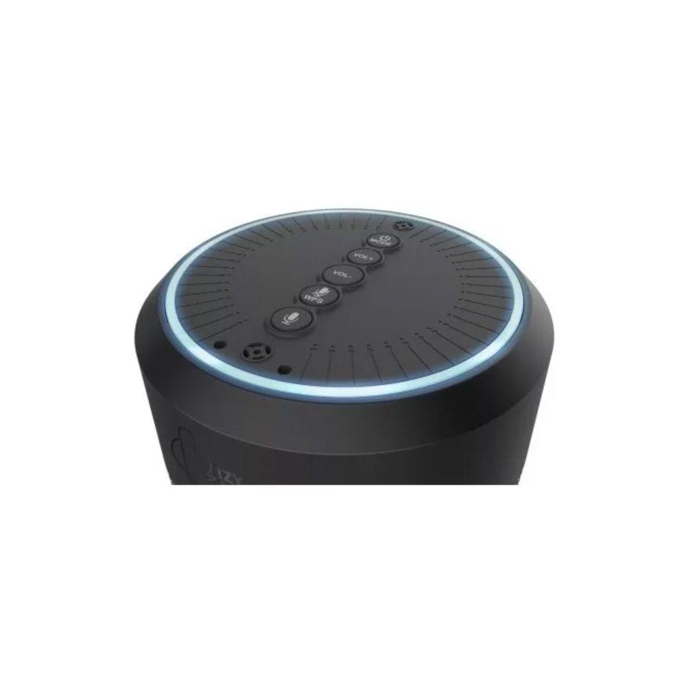 Izy Speak Com Alexa Comando Por Voz Caixa Inteligente Intelbras