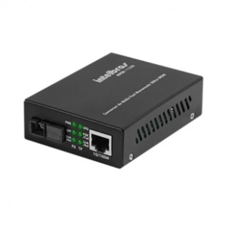 KFSD 1120 A Conversor de Mídia Fast Ethernet Monomodo 20 km WDM