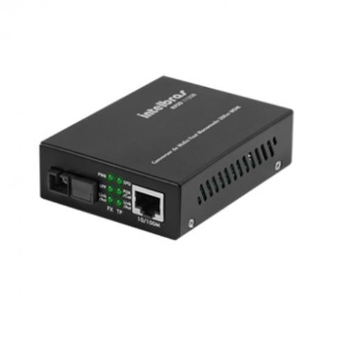 KFSD 1120 B Conversor de Mídia Fast Ethernet Monomodo 20 km WDM
