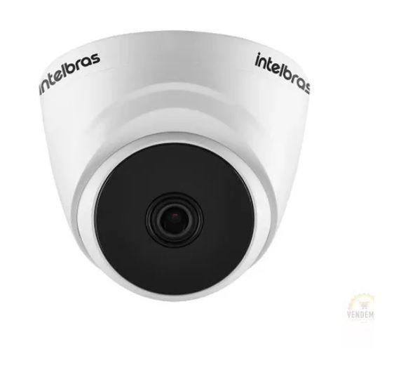 Kit 06 Câmera Hdcvi Lite Intelbras Vhl 1220d Full Hd 1080p