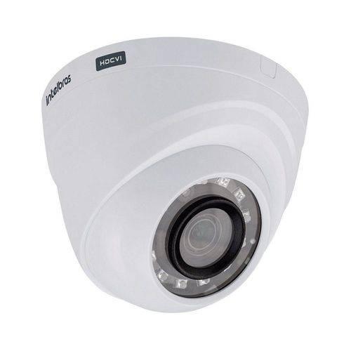 Kit 2 Camera Infra Dome Multihd 720p Vhd 1010 D G4 Intelbras