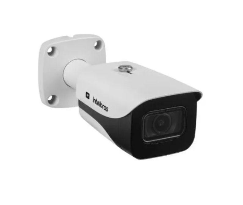 Kit 2 Câmeras Intelbras Ip Vip 5850 B 2,8mm 4k 50m Alta Performace