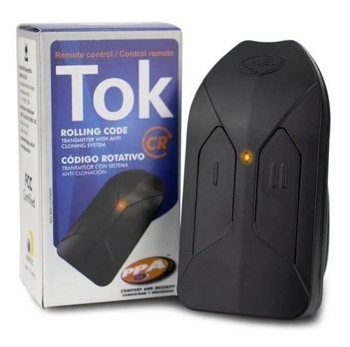 Kit 2 Controle Ppa Tok Saw Original 433 Portão Eletrônico