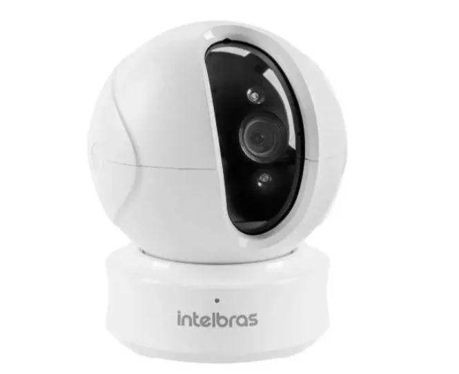Kit 2x Camera Mibo Infra Ic4 Ir 10m Lente 4mm Wifi-hd