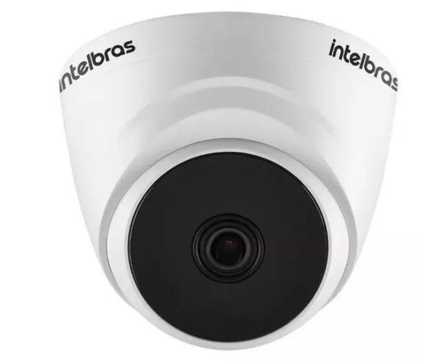 Kit 4 Câmera Intelbras Vhd 1220d Full Hd Infra Multi Hd G4 Dome