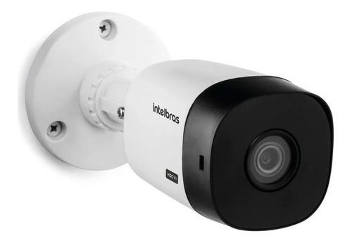 Kit 4 Câmeras de Segurança Ir 20m 720p Vhl 1120 B Intelbras