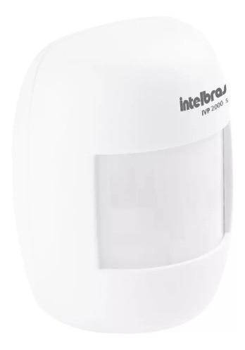 Kit Alarme Intelbras Amt 2018 Eg 6 Sensor Com Teclado