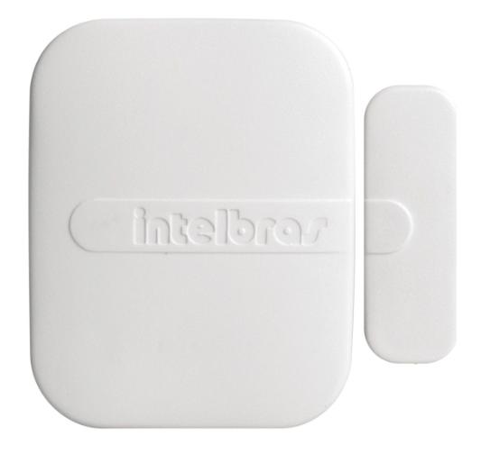 Kit Alarme Intelbras ANM 3004 ST 04 Sensores Discadora Tel S/ Fio