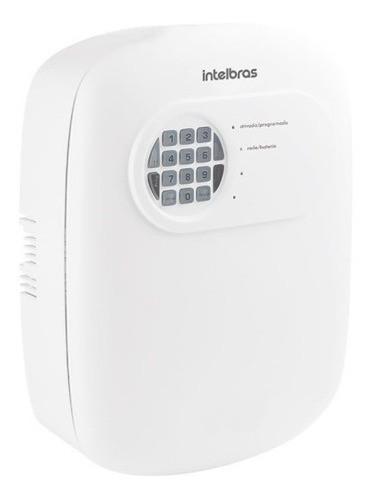 Kit Alarme Intelbras ANM 3004 ST 04 Sensores, Discadora Tel S/ Fio GSM ECP