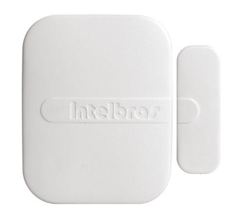 Kit Alarme Intelbras S/ Fio 13 Sensores E Discadora