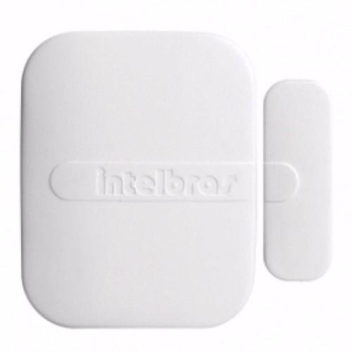 Kit Alarme Intelbras S/ Fio 4 Sensores E Discadora