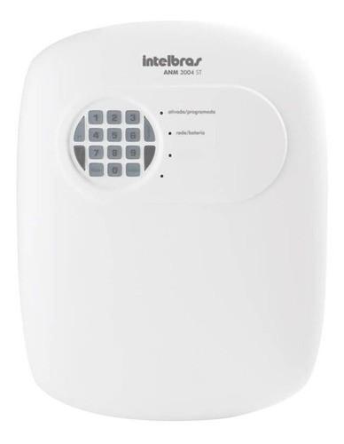 Kit Alarme Intelbras S/ Fio 7 Sensores E Discadora