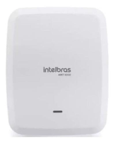 Kit Alarme Intelbras Wifi Sem fio Amt 8000 Com 8 Sensores