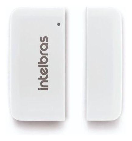 Kit Central Amt 8000 Wifi 7 Sensores Infra e Mag Xas Sem Fio
