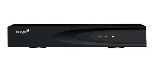 Kit Cftv 2 Cam 1120 Infra 20m Dvr 4 Canais 720p + HD App Cel