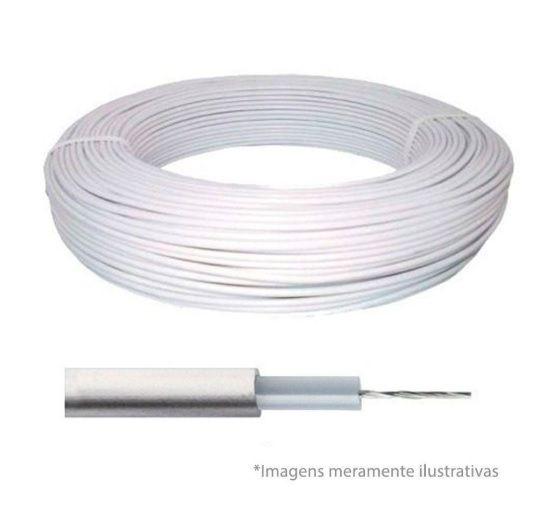 Kit de Cerca Elétrica para 50 metros Central Intelbras Elc 5001 Liga/Desliga por Controle Remoto com Haste M
