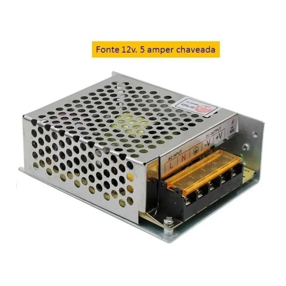 Kit Intelbras 3 Cam 1220b G4 Full Hd Dvr 3104 H265 1T Purple