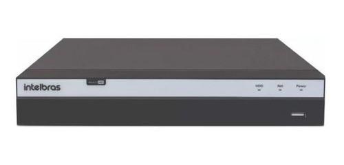 Kit Intelbras 6 Cam Full HD 1220b 1080p Dvr Mhdx 3108 S/ Hd