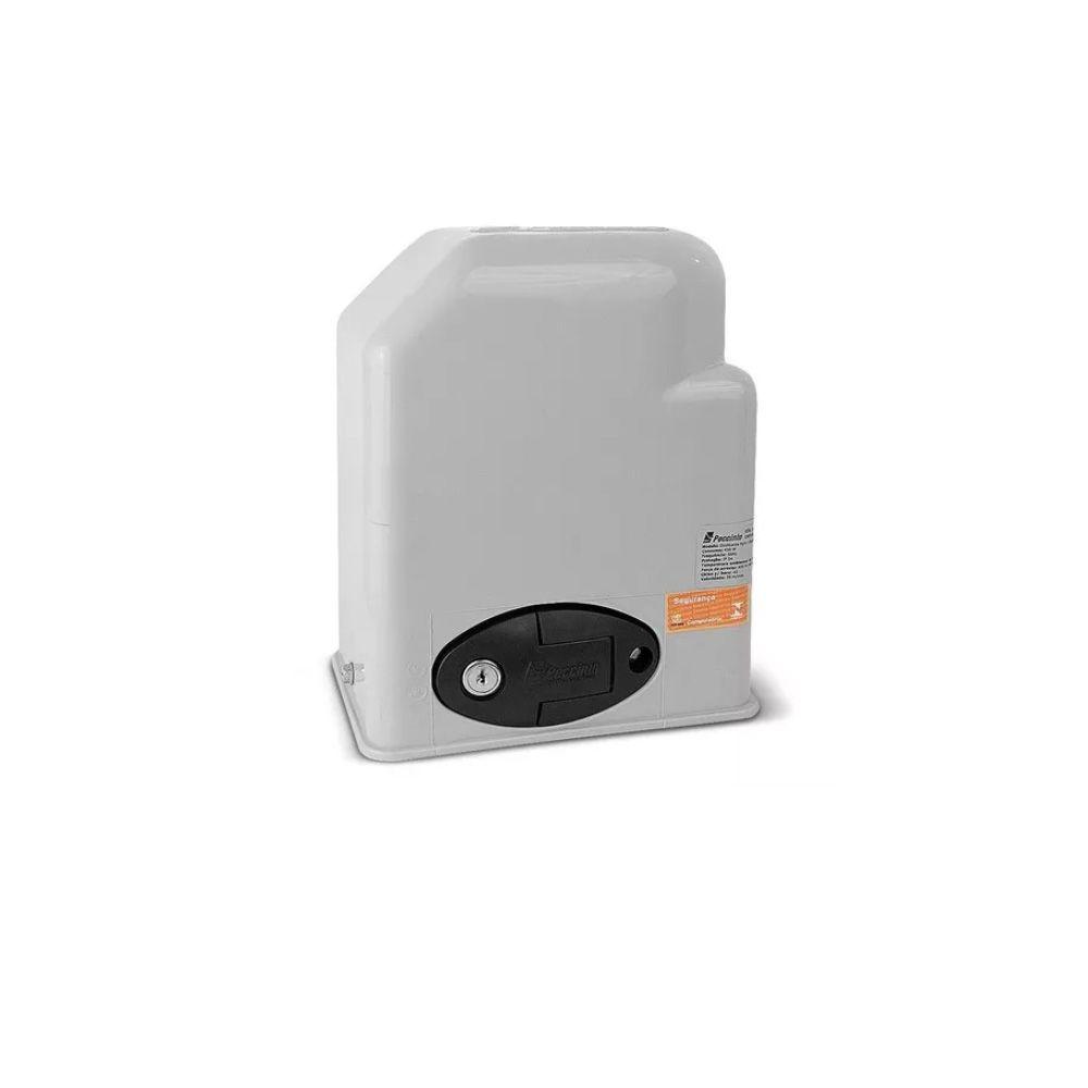 Kit Motor Portão Automatico Deslizante Light Flash 1/3 Rápido