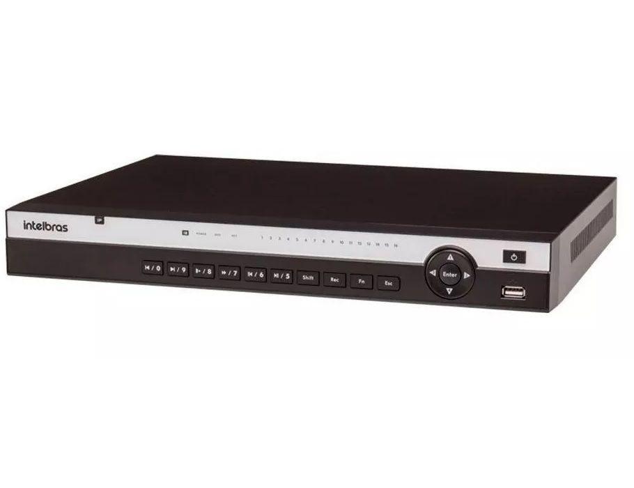 Kit Nvd 3116 Com 5 Câmeras IP e Switch POE Personalizado