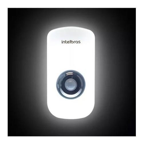 Luminaria Led Com Sensor De Presença Esi 5001 Intelbras