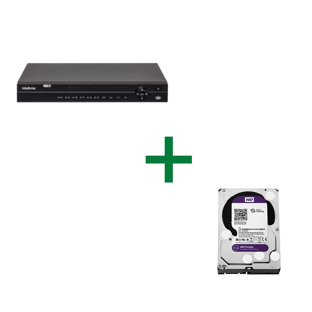 MHDX 1032 Gravador Digital de Vídeo Com HD 4TB